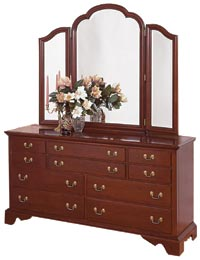 Mirrors for bedroom dressers